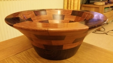 6. The result is very effective and shows off the different wood grains